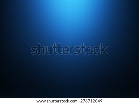 Blue background - Vector - stock vector