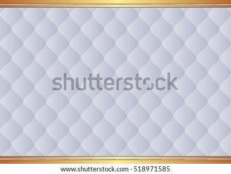 blue background with decorative pattern