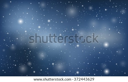 blue background with shimmering circles