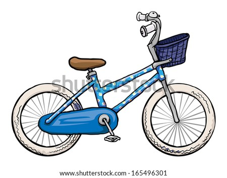 Bicycle Cartoon Stock Images, Royalty-Free Images & Vectors ...