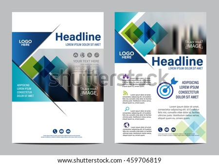 Brochure Layout Design Stock Images RoyaltyFree Images Vectors - Brochure layout template