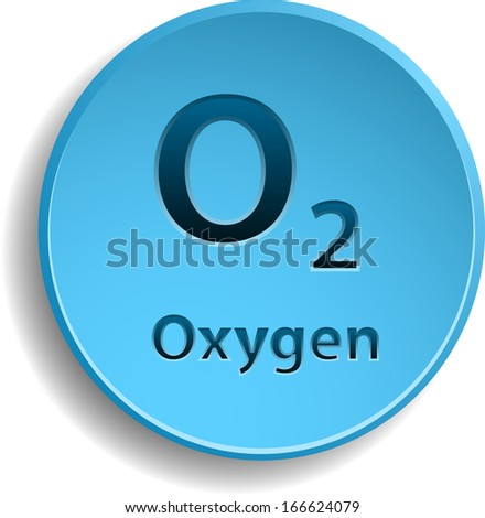 Oxygen Gas What Is The Symbol For Oxygen Gas