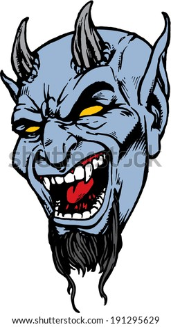 Devil Face Stock Images, Royalty-Free Images & Vectors ... Horns Movie Poster