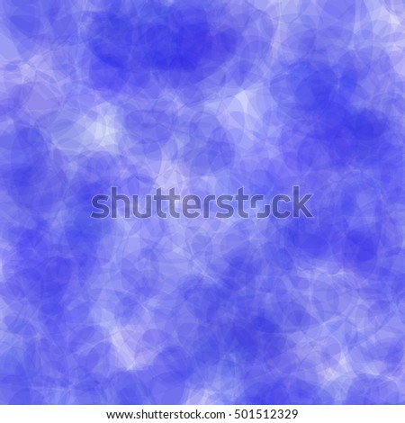 Blue dream vector pastel background