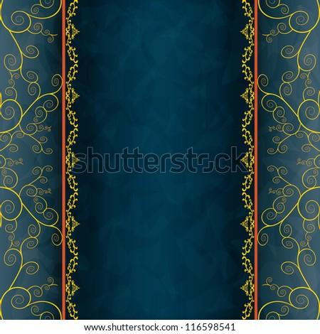, invitation card background blue, invitation samples