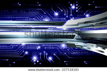 blue illustration of technology internet network computer background with binary number, style. infographics. Information. motion blur. pixel. Binary digit. number. vector. silver