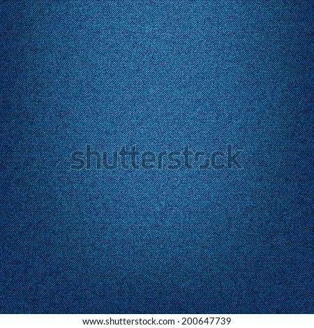 blue jeans texture denim background. vector illustration eps10 - stock vector