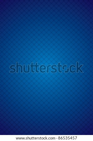 Blue net background - stock vector