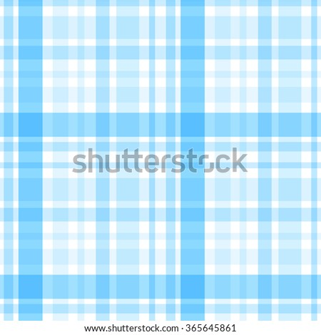 blue plaid tartan fabric vector pattern,fabric texture,patterned clothing - stock vector