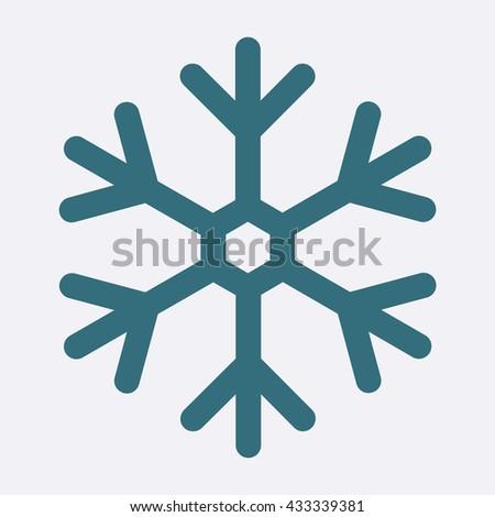 blue snow vector icon flat symbol stock vector 433339381 shutterstock rh shutterstock com snow vector free download snow vector animation