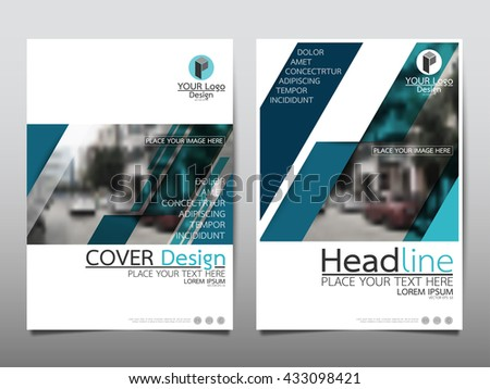 Cover Design Annual Report Brochure Booklet Vector 523782367 – Annual Report Brochure