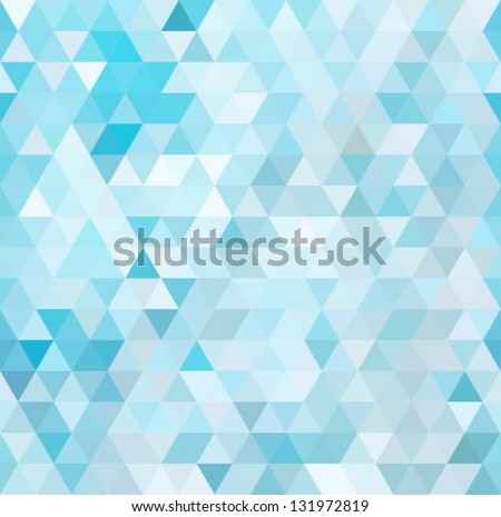blue texture, seamless - stock vector