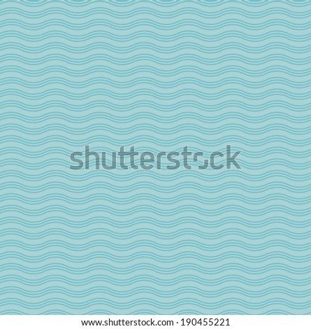 Blue texture, seamless vector illustration.