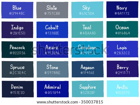 stock-vector-blue-tone-color-shade-backg