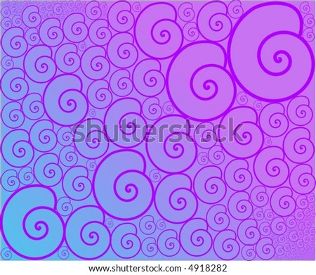 blue violet background