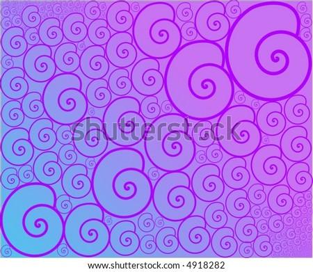 blue violet background - stock vector