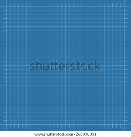 Paper blueprint background stock vector 201547700 for Blueprint scale