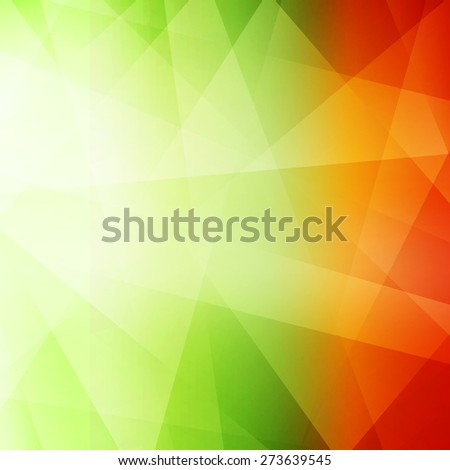 Blurred background. Modern pattern. Abstract vector illustration. Can be used for your website or presentation.  - stock vector