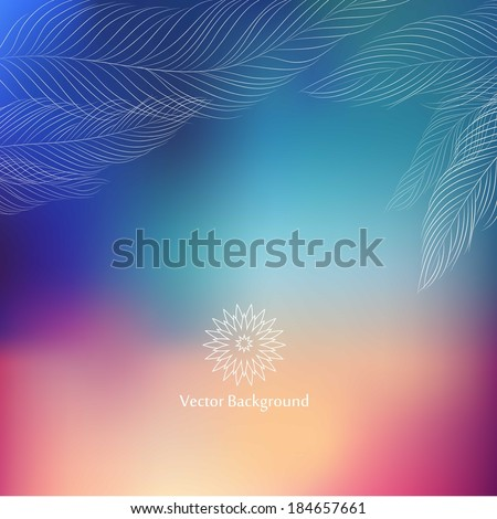 Nice backgrounds stock images royalty free images vectors blurred background web and mobile template website icons template voltagebd Image collections
