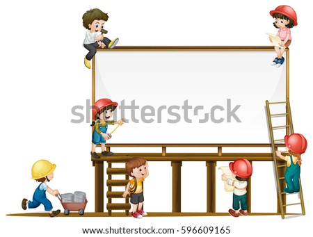 tractor other vehicles used construction site stock vector 319969796 shutterstock. Black Bedroom Furniture Sets. Home Design Ideas