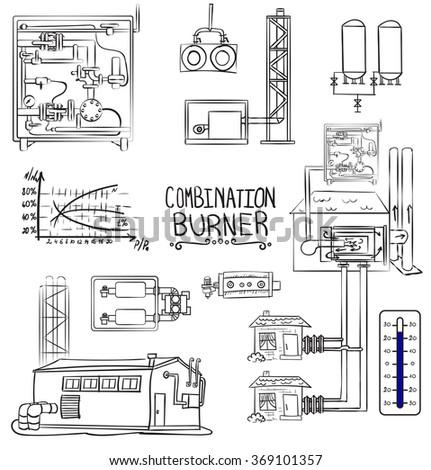 Hot Water Boiler Room Diagram - Auto Electrical Wiring Diagram •