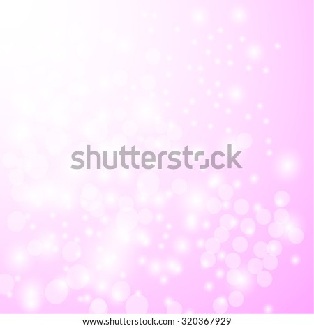 bokeh defocused lights - stock vector