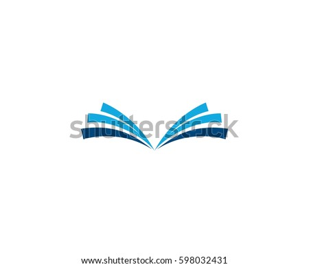 book logo stock vector 598032431 shutterstock