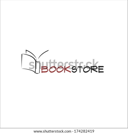 Book store - stock vector