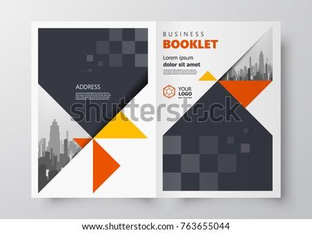 booklet design - Kubre.euforic.co