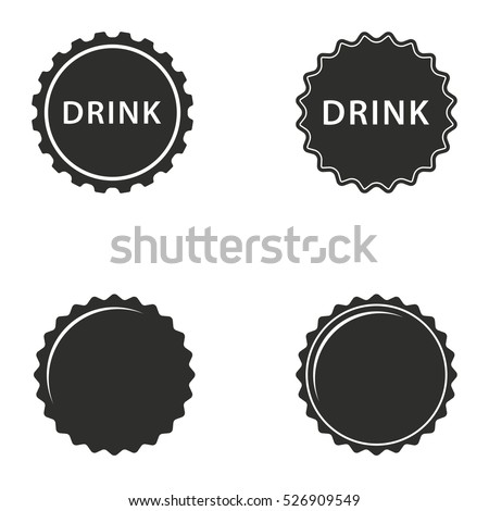 bottle cap vector stock images, royalty-free images & vectors