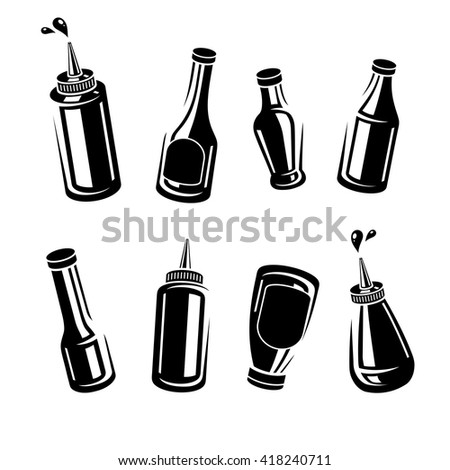 Stock Vector Illustration Of Isolated Condiment Vector