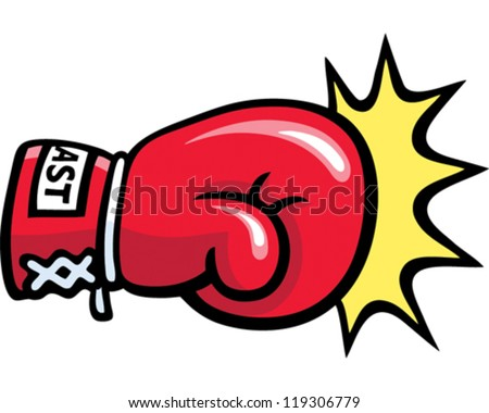 Boxing - stock vector