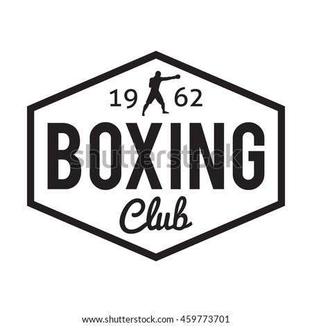boxing logo stock images royaltyfree images amp vectors