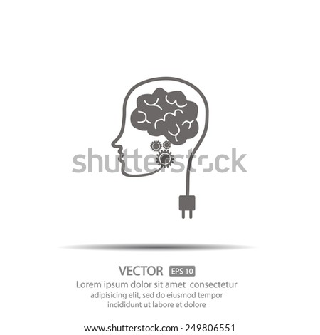 Intelligence Icon Stock Photos, Images, & Pictures  Shutterstock