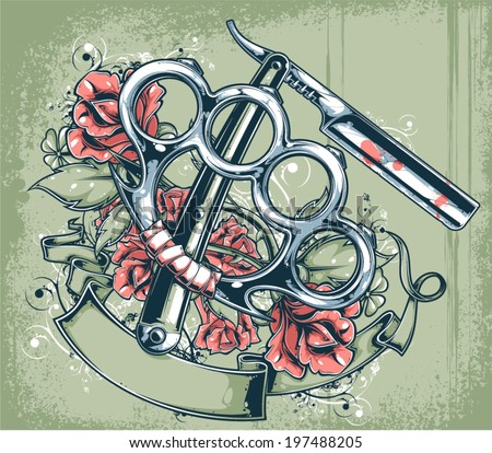 Straight Razor Stock Images, Royalty-Free Images & Vectors ...