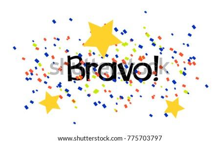 stock-vector-bravo-has-mean-congrats-bea