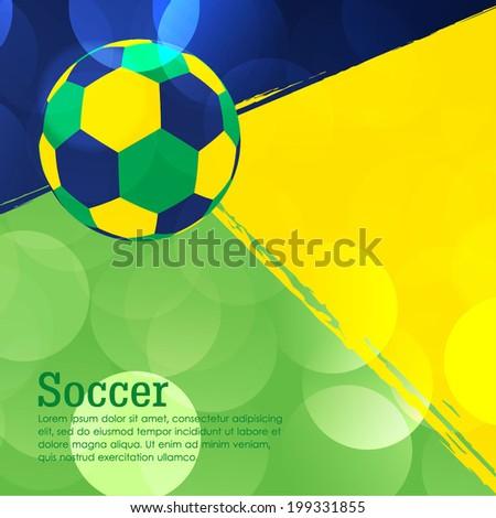 brazilian flag concepts for football festive season colour of brazil flag football glares concepts - Season Pictures To Colour