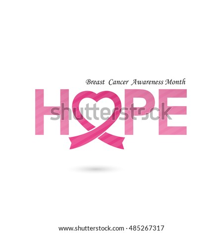 Breast Cancer Care Logo Vector AI Download For Free
