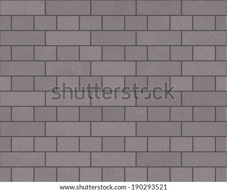 brick tiles as the background - stock vector