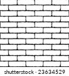 bricks texture - stock vector