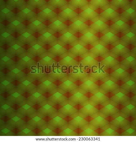 bright geometric pattern. abstract background for your creativity. Vector illustration - stock vector