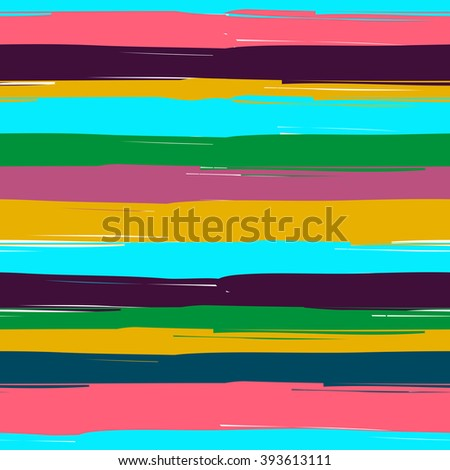 Bright striped seamless pattern, vector illustration in eps8 format