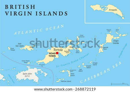 Caribbean Islands Map Stock Images Royalty Free Images Vectors
