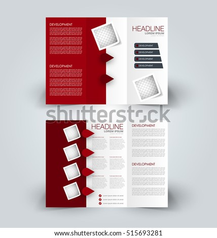 Company Brochure Template Stock Images, Royalty-Free Images