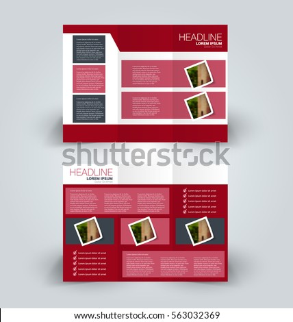3 Fold Brochure Stock Images, Royalty-Free Images & Vectors