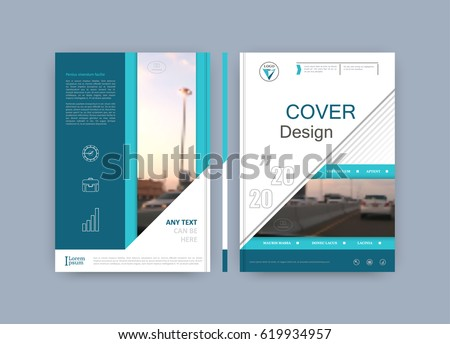 brochure template book cover design title stock vector 619934957 shutterstock. Black Bedroom Furniture Sets. Home Design Ideas