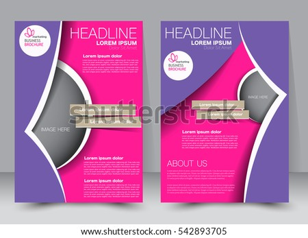 Stock Images RoyaltyFree Images Vectors Shutterstock - Editable brochure templates