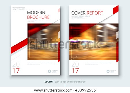 Corporate Brochure Template Stock Photos, Royalty-Free Images