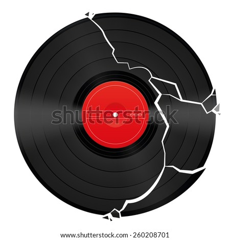 Broken Record Stock Images Royalty Free Images Amp Vectors