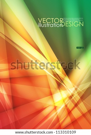 Broken glass texture. Vector illustration. Eps 10. - stock vector